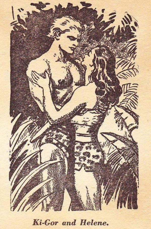Jungle Stories Spring 1946 page 005