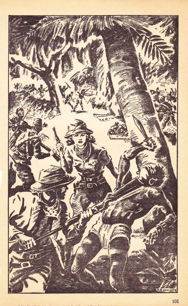 Jungle Stories Spring 1946 page 101