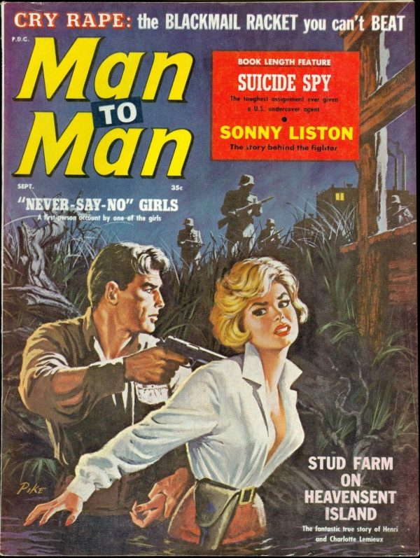 Man To Man Sept. 1961
