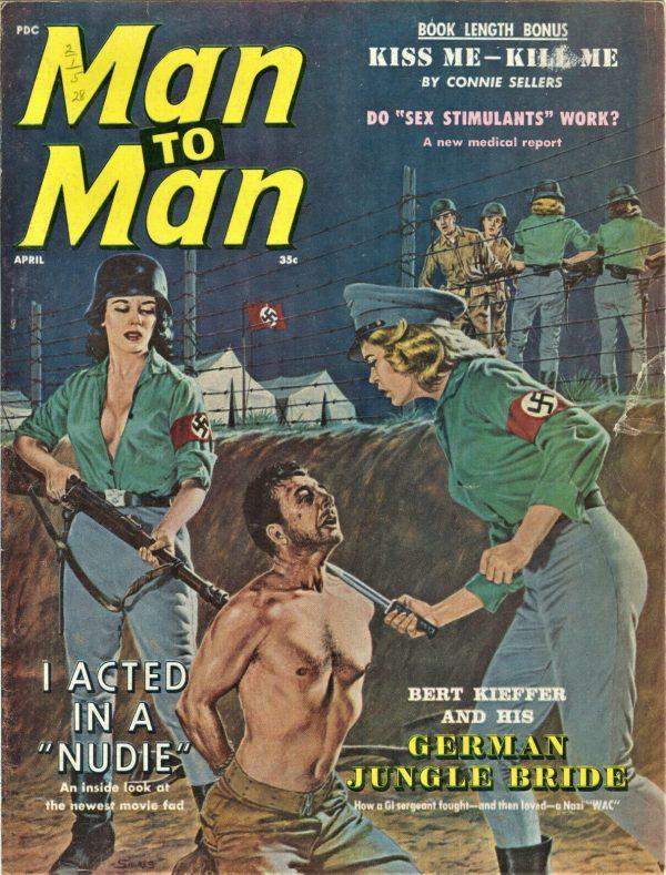 Man to Man Magazine April 1962