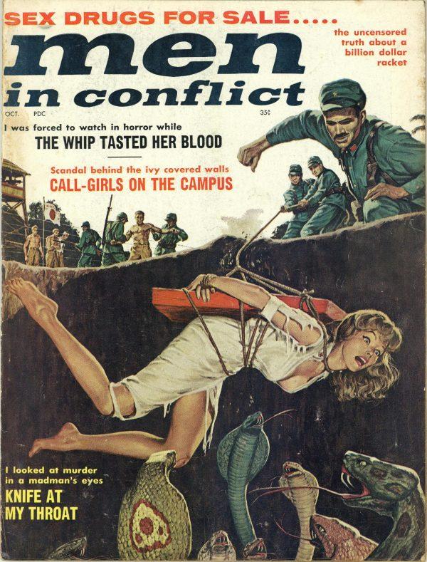 Men in Conflict October 1961
