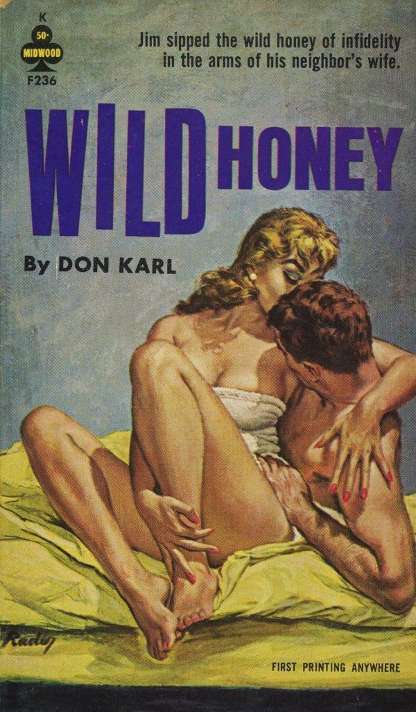 Midwood Books F236, 1963