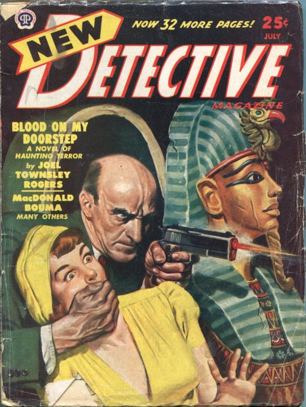 New Detective July 1949