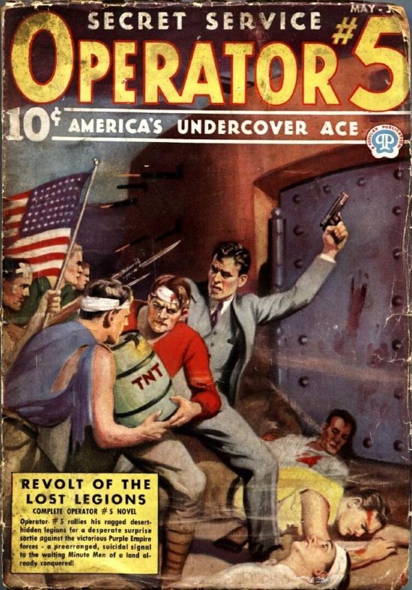 Operator #5 May 1937