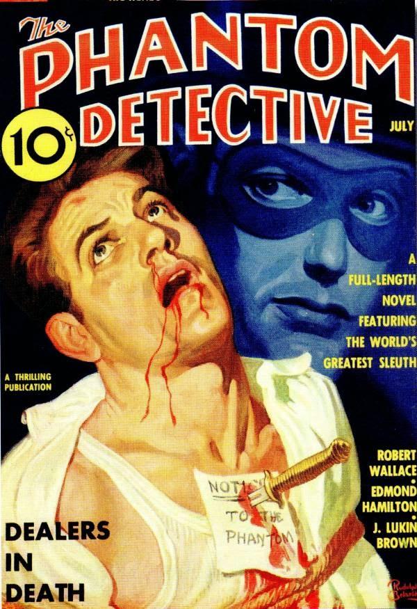 Phantom Detective July 1936