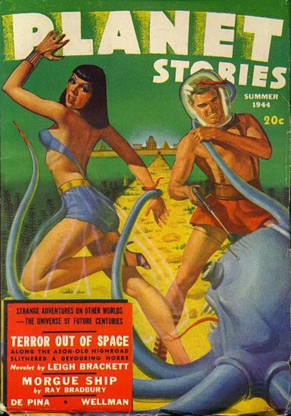 Planet Stories Sumer 1944