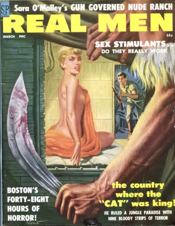 Real Men March 1959