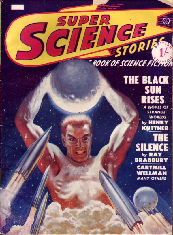 Super Science Stories UK #1 (of 17), Oct 1949