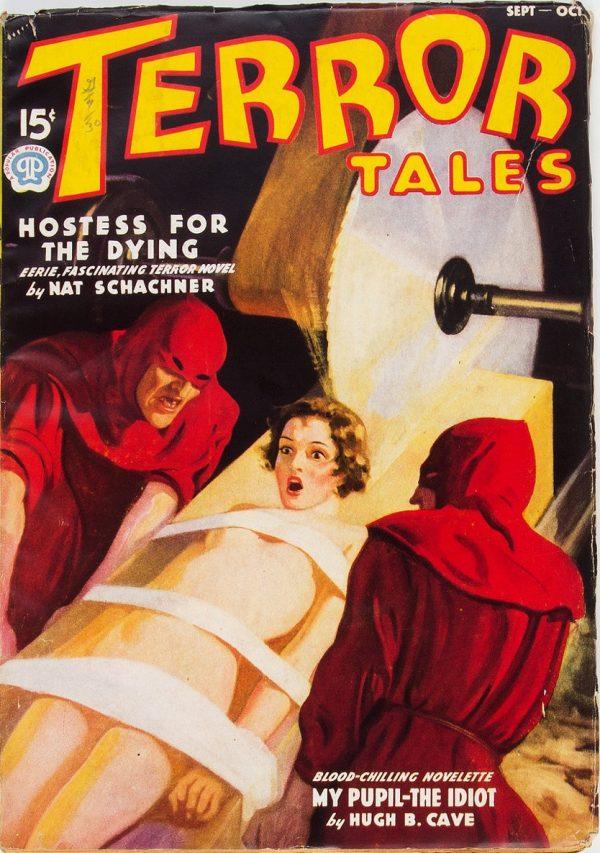 Terror Tales - September 1937
