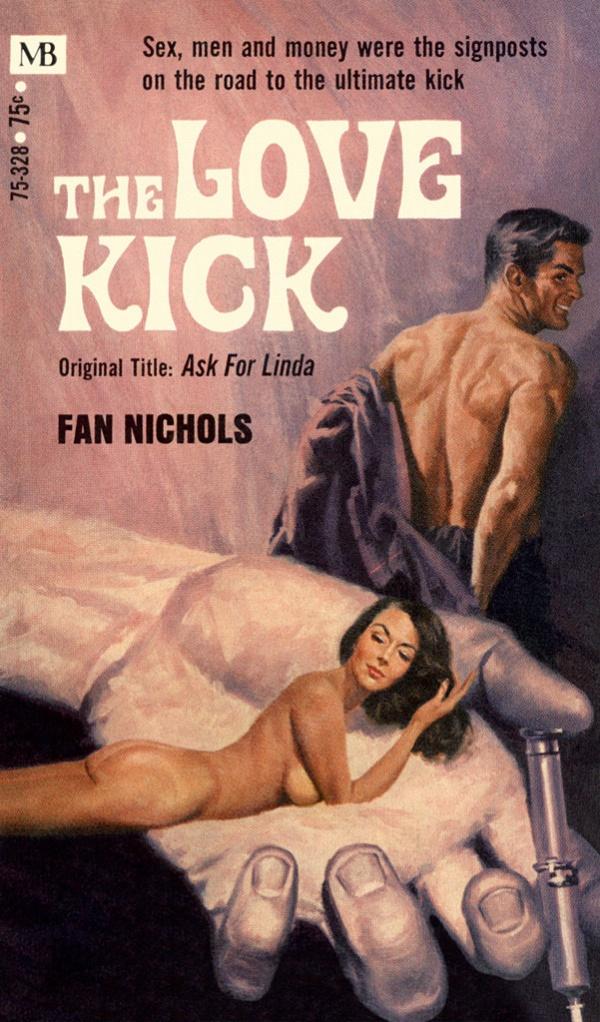 The Love Kick, by Fan Nichols Macfadden 75-328, 1970