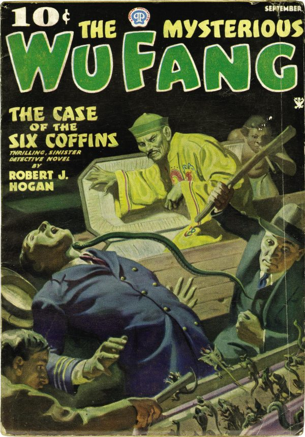 The Mysterious Wu Fang September 1935