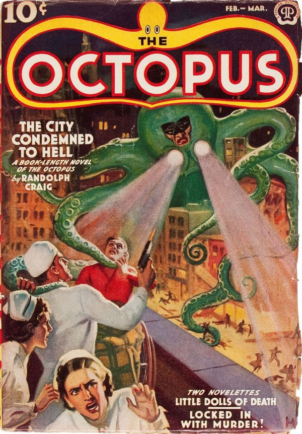 The Octopus #1, 1936