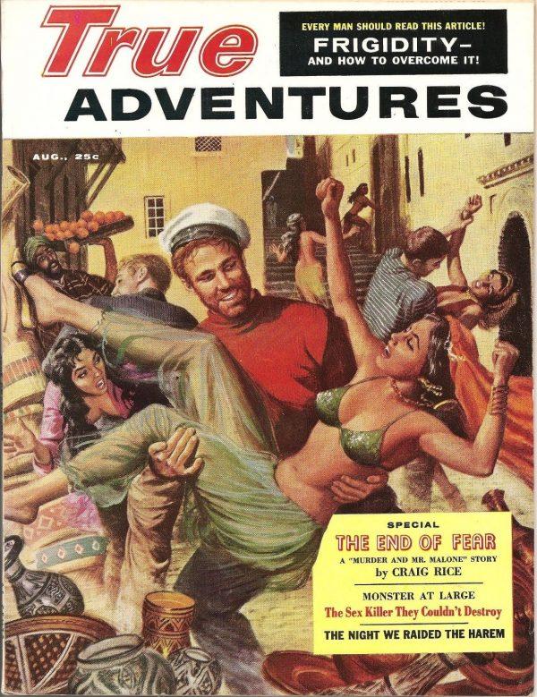 True Adventures August 1959