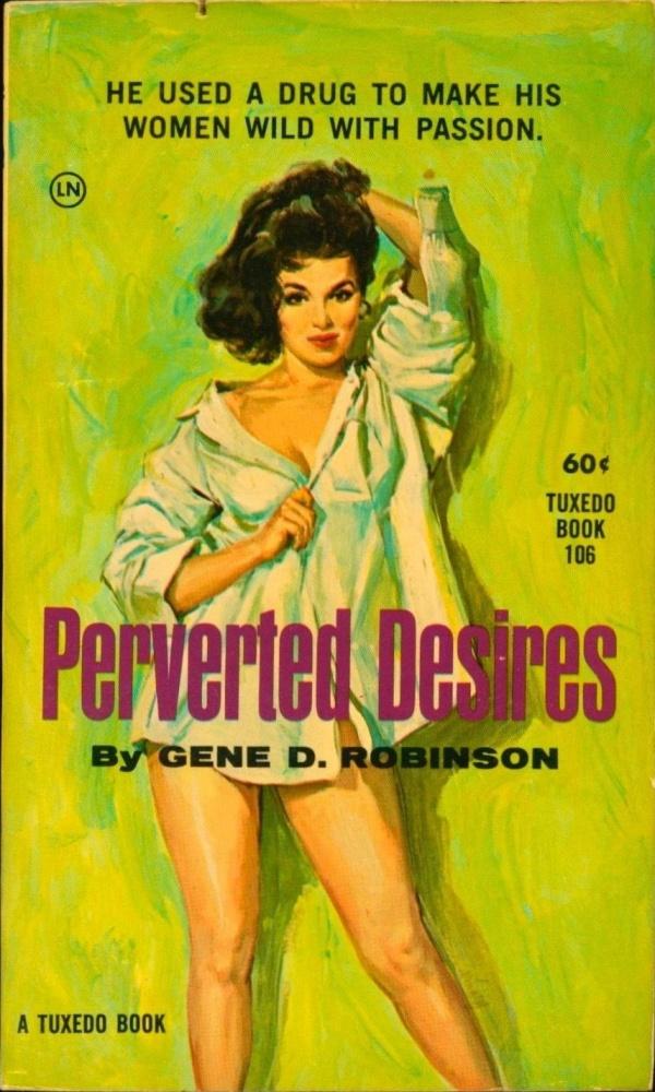 Tuxedo Book #106 1962