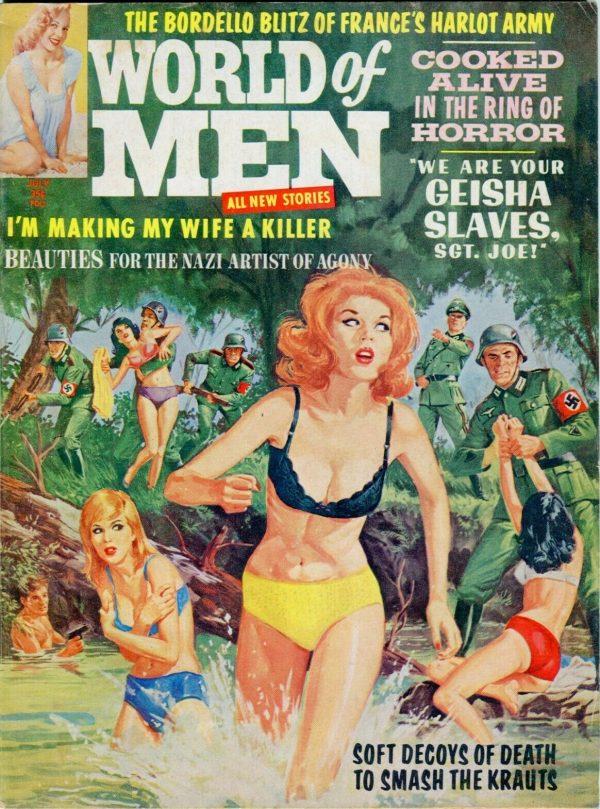WORLD of MEN July 1963