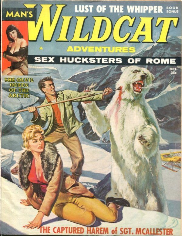 Wildcat Adventures October 1959