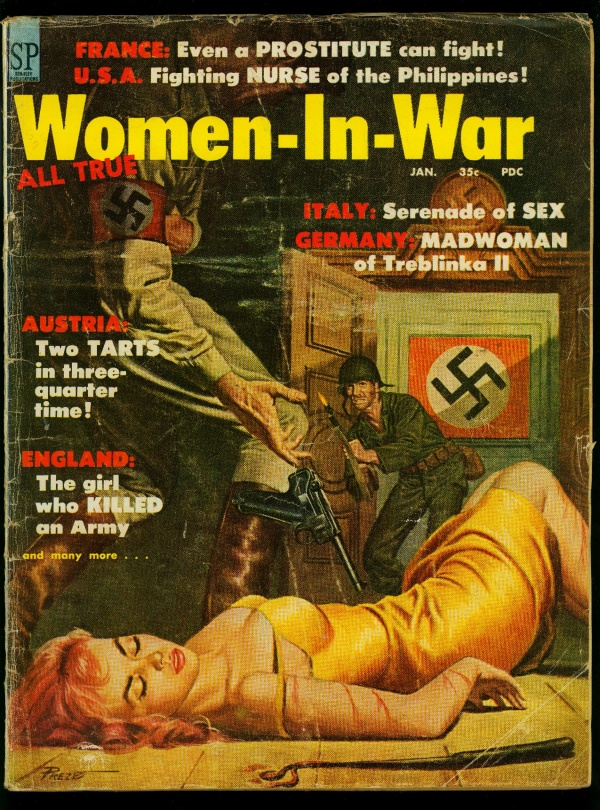 Women-In-War January 1959