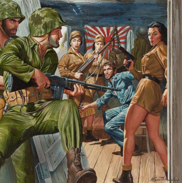 21094681-Prisoner, Stag cover, June 1960