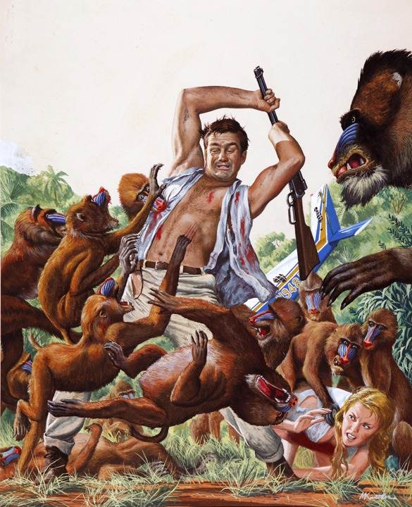 21358381-Mort_Kunstler's_revised_painting_for_Male,_April_1971