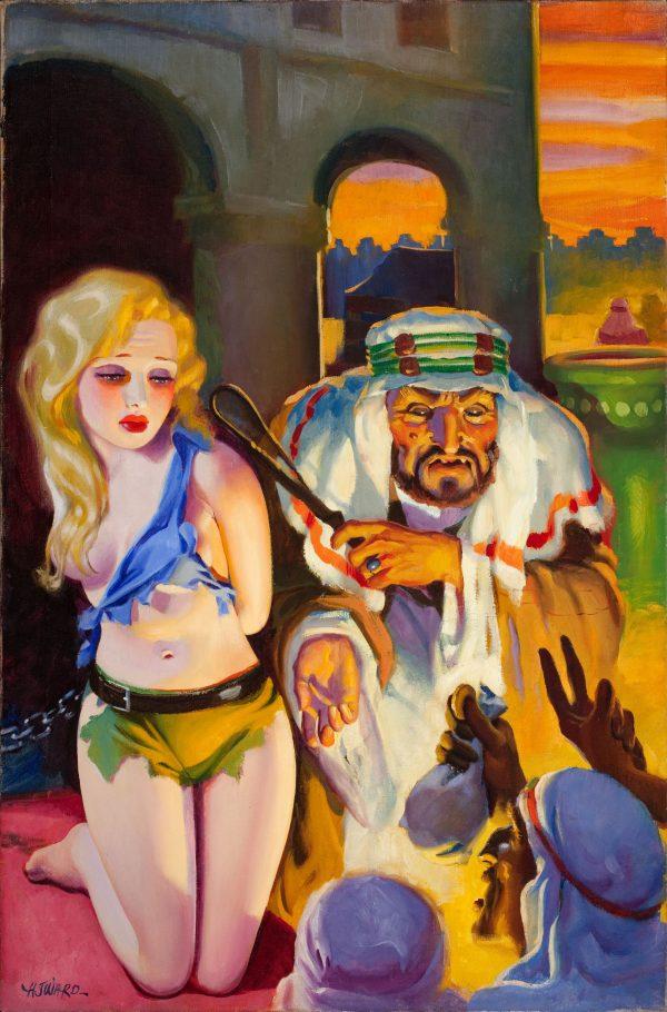 21429352-HUGH_JOSEPH_WARD_July_1935._Oil_on_canvas._35_x_23_in