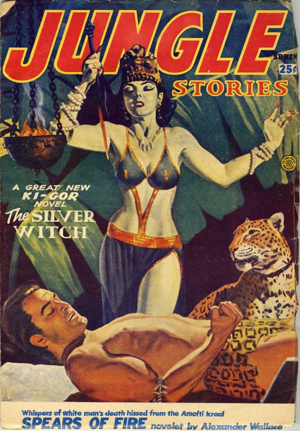 Jungle Stories - Spring 1953