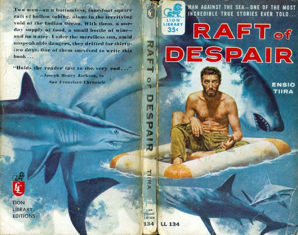 3293472451-raft-of-despair-lion-ll-134-1954-author-ensio-tiira-artist-stan-borack