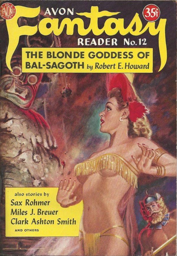 Avon Fantasy Reader #12, 1950