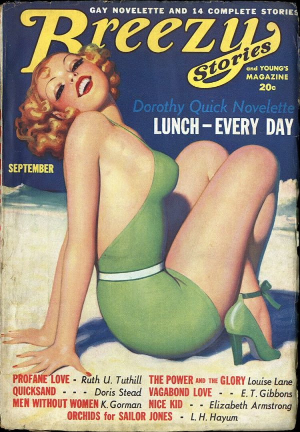 Breezy Stories September 1937