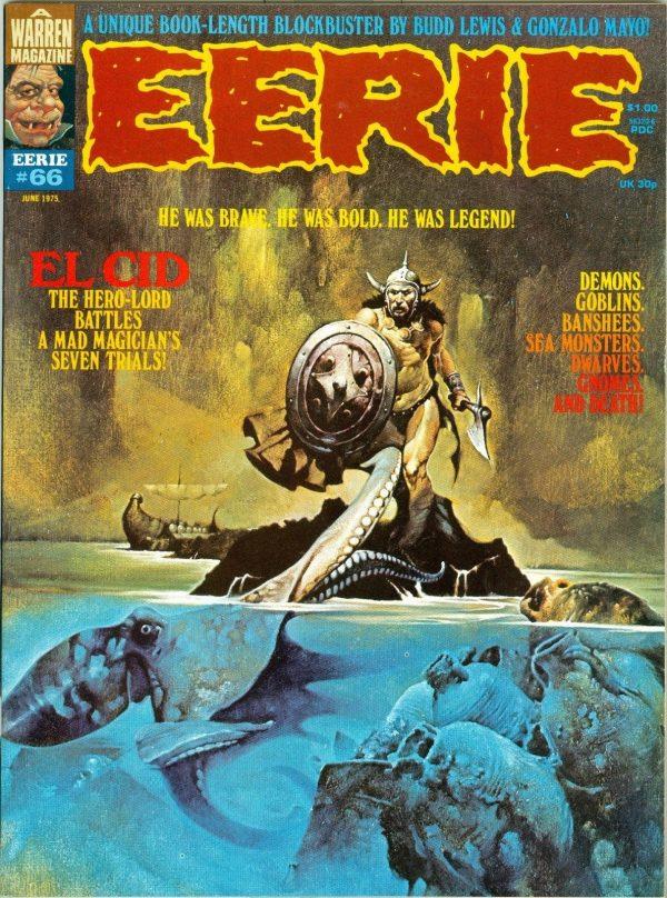 Eerie #66 (June 1975)
