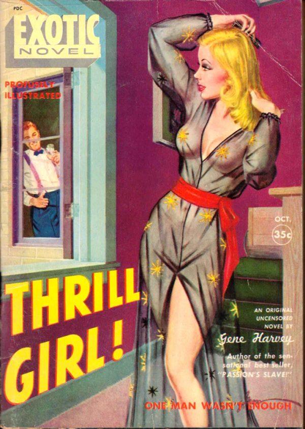 Exotic Novel - Oct 1950