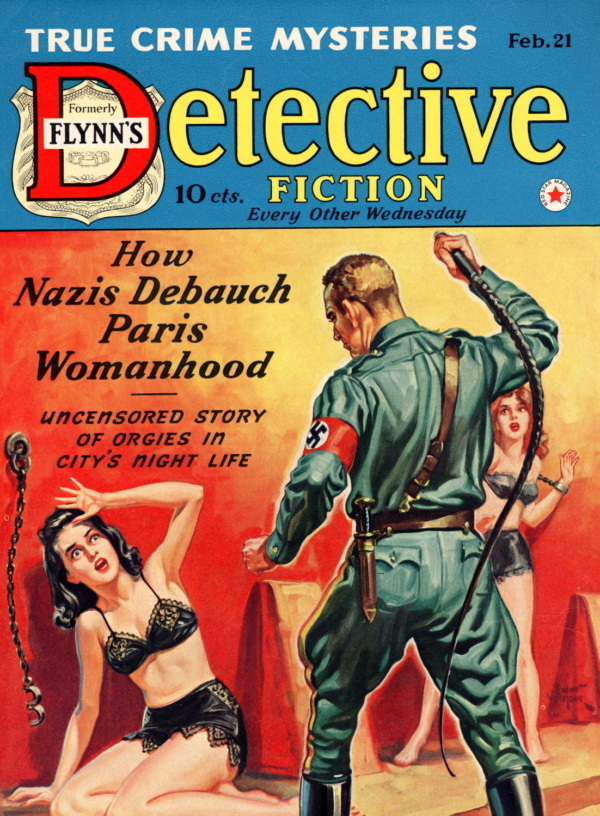 February 21, 1942 Detective Fiction