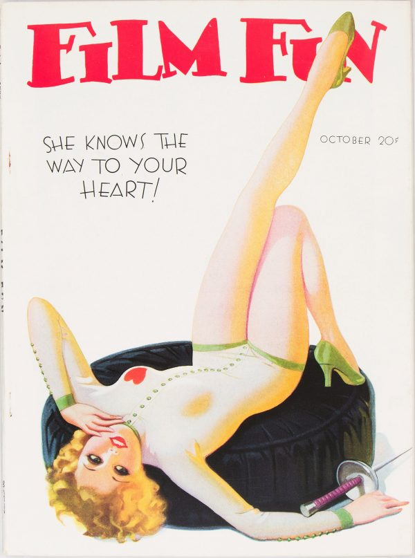 Film Fun #534 October, 1933
