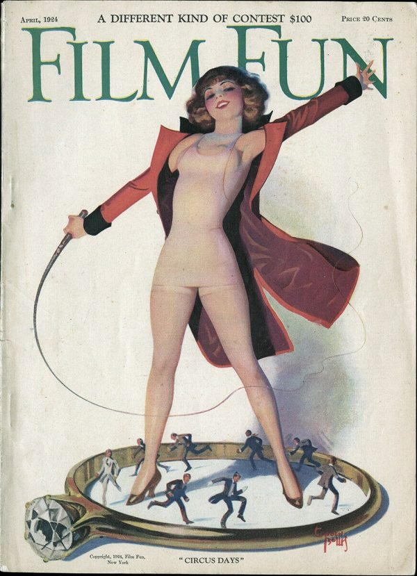 Film Fun April 1924