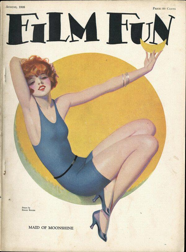Film Fun August 1926