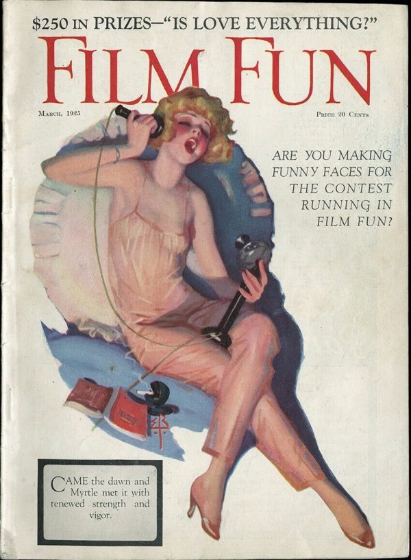 Film Fun March 1925