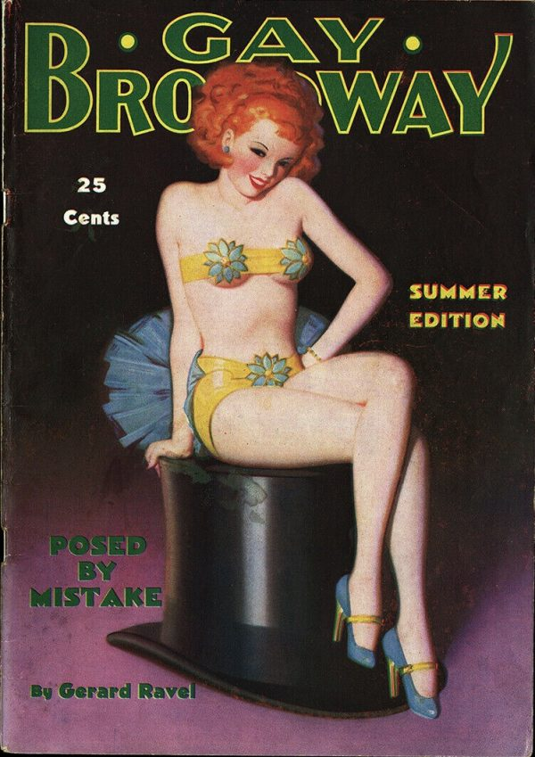 Gay Broadway Summer 1936