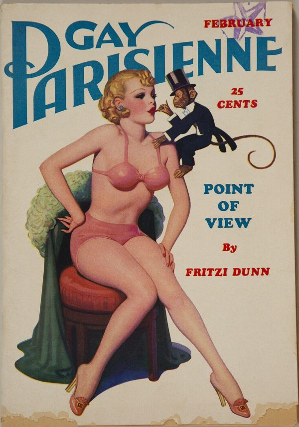 Gay Parisienne February 1936