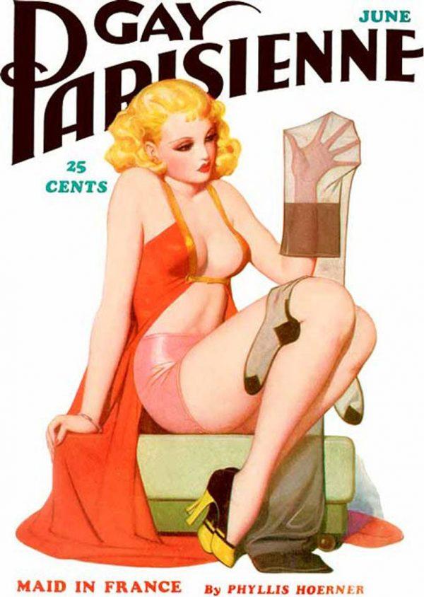 Gay Parisienne June 1937