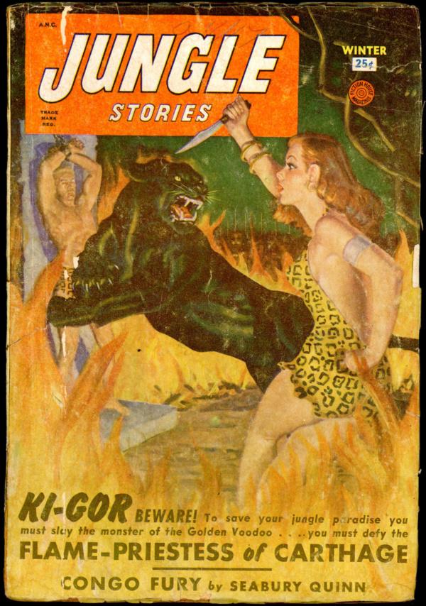 JUNGLE STORIES. Winter 1950-51
