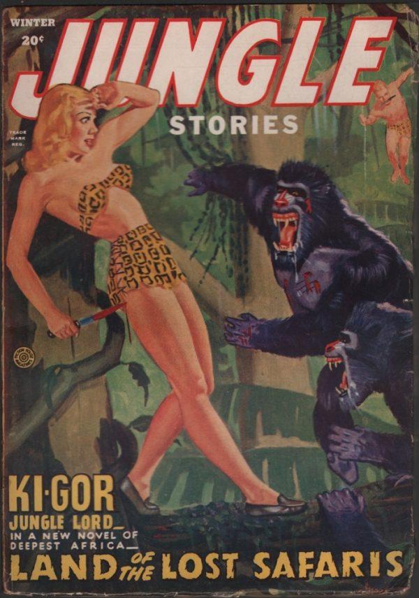 Jungle Stories 1944 Winter