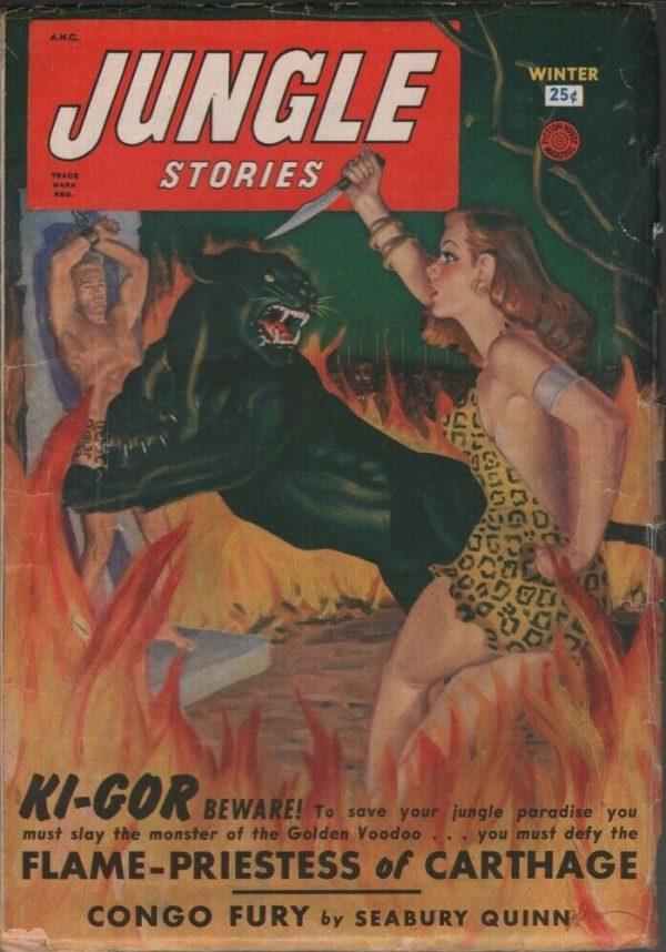 Jungle Stories 1950 Winter