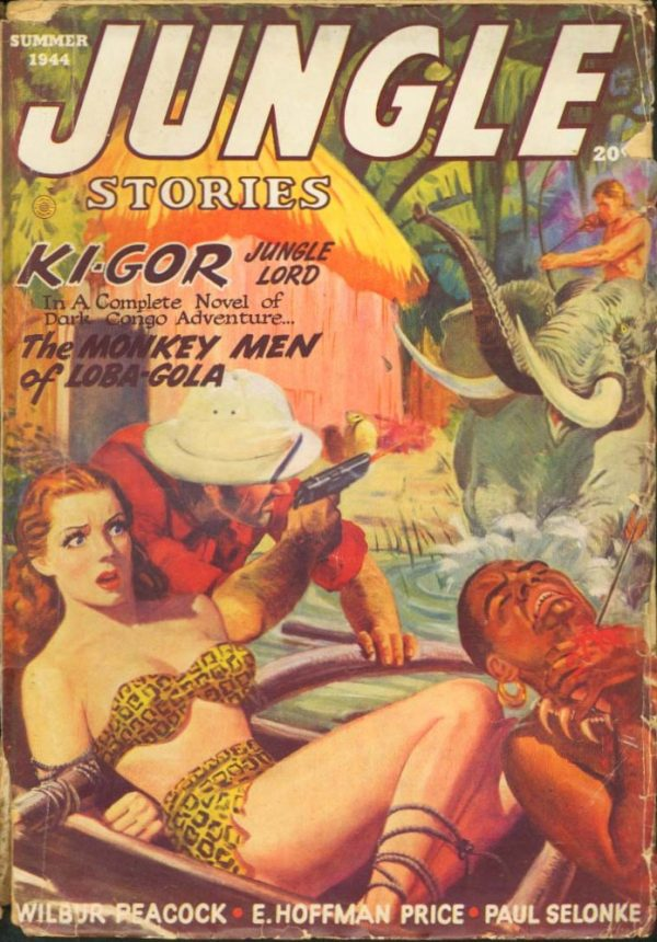 Jungle Stories Summer 1944