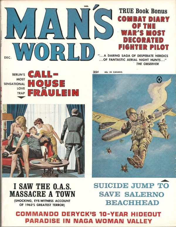 Man's World, August 1962