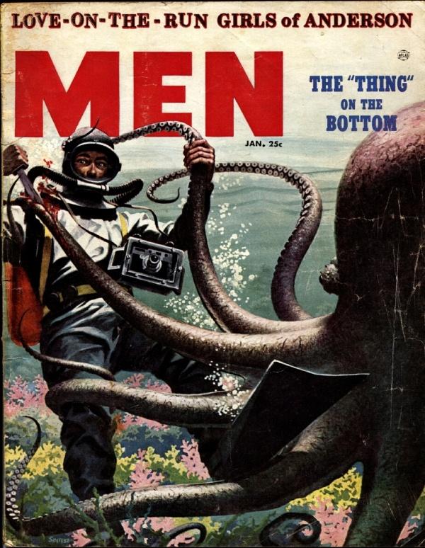 Men January 1956
