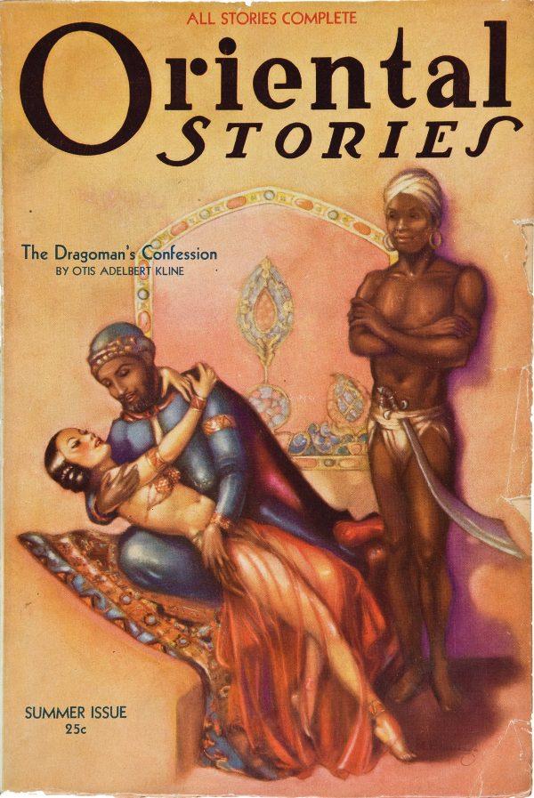 Oriental Stories Summer 1932