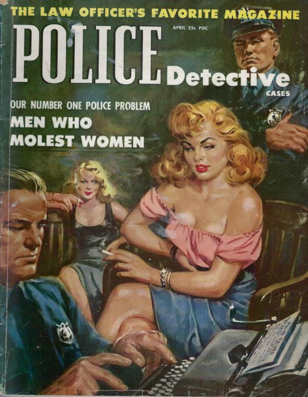 Police Detective April 1953