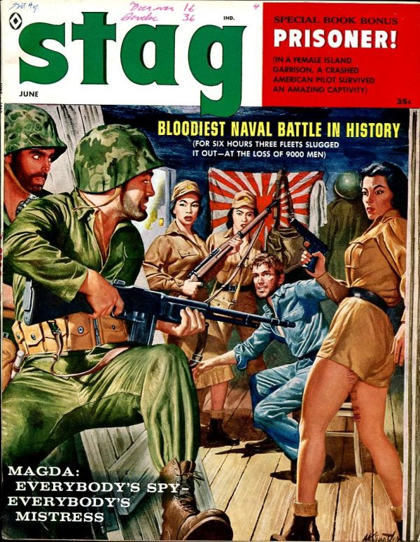 Stag June 1960