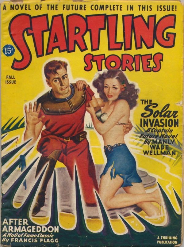Startling Stories, Fall 1946