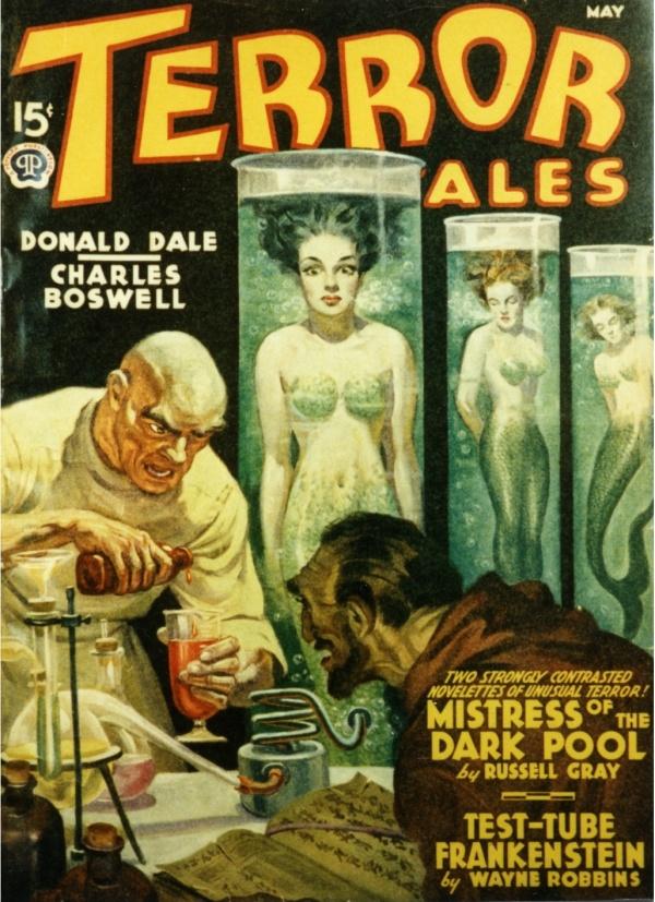 Terror Tales May 1940