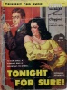 Tonight for Sure!, Exotic Novel #14 Falcon Books, 1951 thumbnail